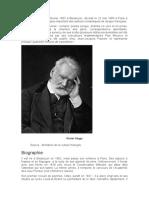 Article de Victor Hugo