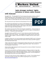 Springfield Workers Rights Resolution