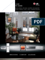 LG HVAC 2011 Full Catalog
