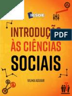 Introducao as Ciencias Sociais 2020