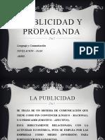 PPT - PUBLICIDAD Y PROPAGANDA - OA10 - 2DO MEDIO - NIVELACIÓN