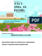 CLASE DE HISTORIA 8° 23 DE ABRIL