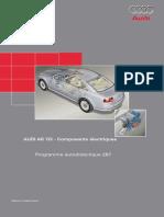 SSP 287 AUDI A8 ´03 - Composants électriques