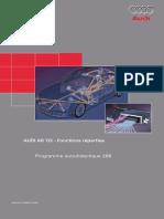 SSP 288 AUDI A8 ´03 - Fonctions réparties