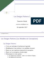 course inforamtique desinge pattern