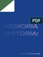Memoria de la Historia en la Arquitectura Colombiana_Alberto Saldarriaga Roa