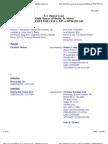 THOMAS V. BOMBARDIER RECREATIONAL PRODUCTS, INC. Docket