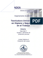 UD6 - Proteccion Del Cuerpo