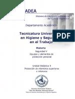UD5 - Proteccion Miembros Sup e Inf