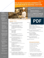 ADOCA FFO01A Formation HACCP BPH Restaurateur