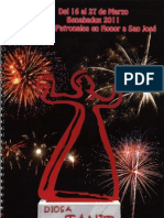 LIBRO DE FIESTAS 2011