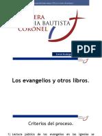 Evangelios-Canon