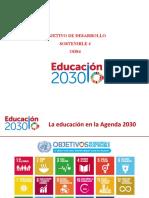 ODS 4 - Plan Toda Una Vida