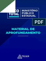 Acordo de Não Persecução Penal - TRINO CONCURSOS - 2021