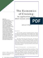 cruise economics