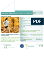 Reunião Científica - Centro de Medicina do Exercício e do Esporte