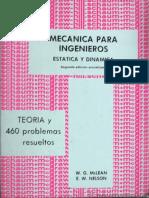 Mecanica Para Ingenieros; Estat - 3ra Edicion