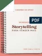 CADERNO DE APOIO (1) Story Telling