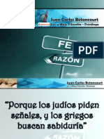 FE Y RAZÓN Juanca Betancourt