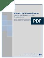 Manual de Ensamblador