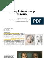 Arte, Artesanía y Diseño