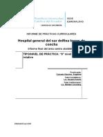 Hopital Delfina Informe Final