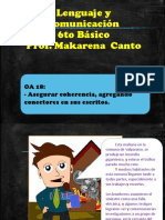 Conectores 6to basico ppt