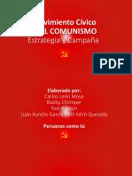 Si al comunismo - compartir