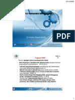 4. Agregasi dan Analisa data  Indikator