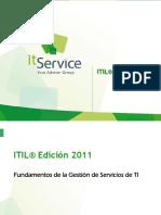 Curso ITIL Edicion 2011