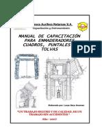 Manual de Sostenimiento Madera 2008