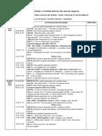 SĂPTĂMÂNA 17 evaluare semestrul 1