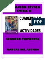 2° FCE 2T - ALUMNO