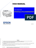 Epson stylus photo 1400 repair manual