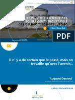 MAITRISE DU VIEILLISSEMENT DES ÉQUIPEMENTS INDUSTRIELS T1001 MARS 2021