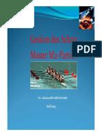 Gestion Des Achats - Partie I