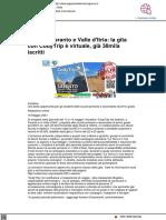 Salento, Taranto e Valle d'Itria