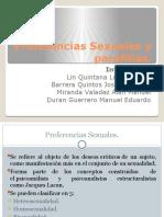 EsP - Preferencias Sexuales y parafilias