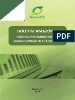 1 -Boletim AMAZONIA - Indicadores Ambientais de Desenvolvimento Sustentável-version3012