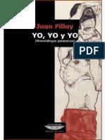 Filloy Juan - Yo Yo Y Yo