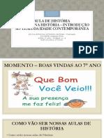 AULA DE HISTÓRIA 1- 8° ANO A- B SEVERINO (1)