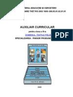 Textile Pielarie Xi Apretarea Tesaturilor Si Tricoturilor