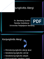 Konjungtivitis Alergi (kuliah mhsw dr BM)