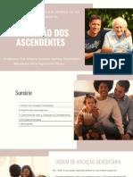 SUCESSÃO DOS ASCENDENTES - (SLIDES)