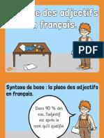 FR2-L-011-Syntaxe-de-base-la-place-des-adjectifs-French