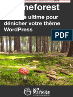 Guide ultime pour dénicher votre thème WordPress