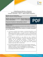 Formato respuesta - Fase 3 - Sobre la labor etnográfica