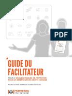 Guide Du Facilitateur