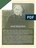 Honoré Daumier Jose Maria