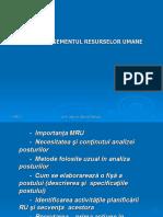 6. MRU I